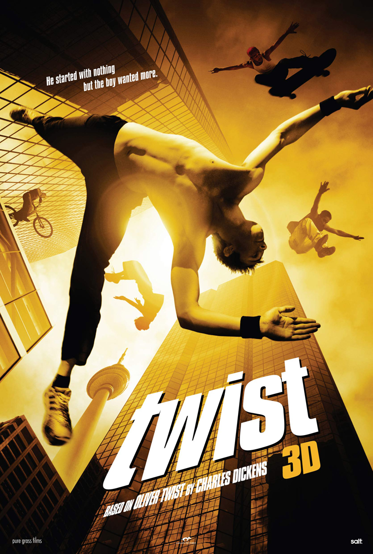 twist concept artwork