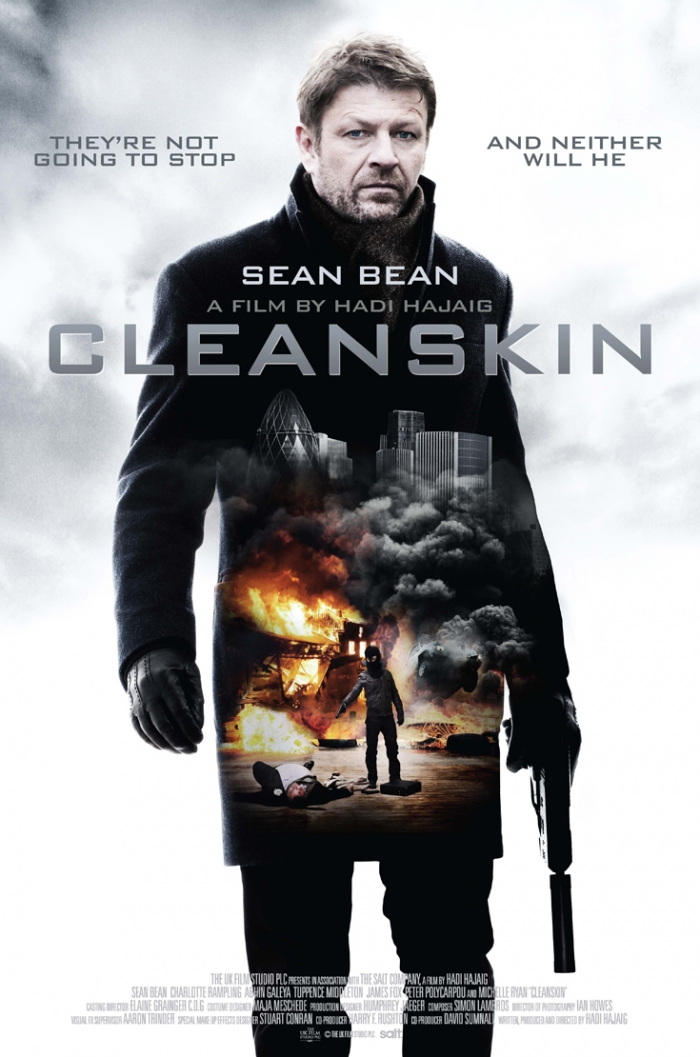 Cleanskin concept artwork
