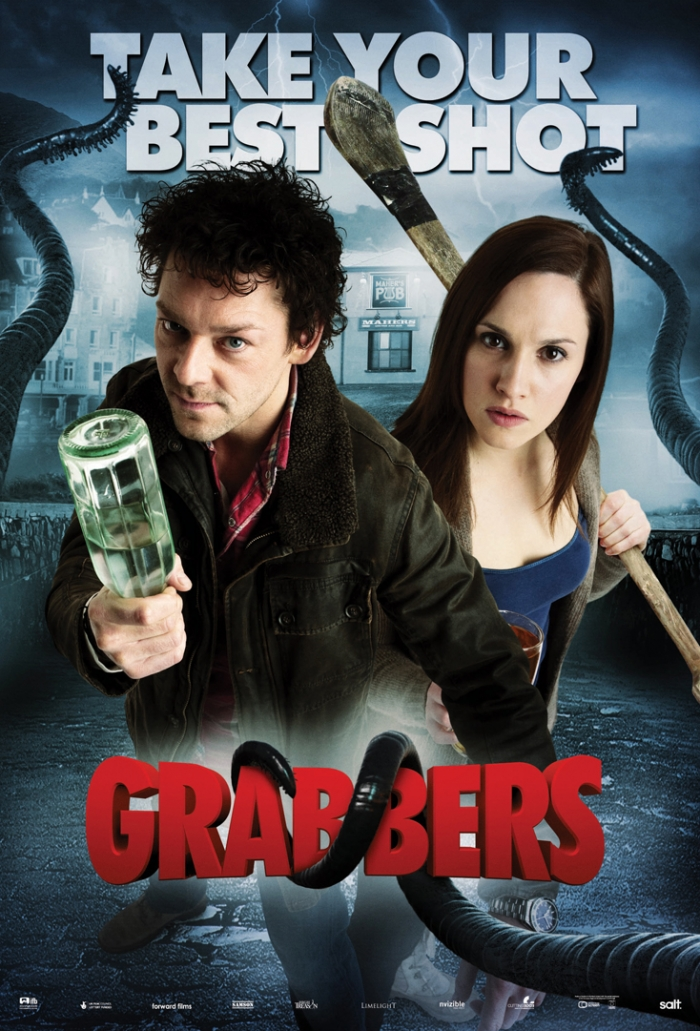 Grabbers Movie Poster Grabbers Characters Poster 1