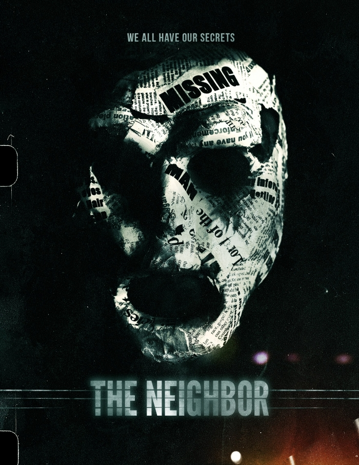 THE NEIGHBOR | poster