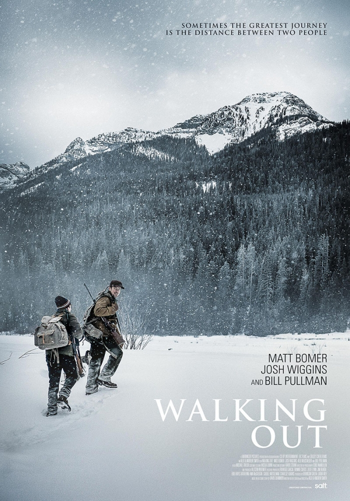 WALKING OUT | Poster